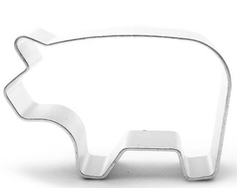 Pig Cookie Cutter Baking Cake Decorating Pastry Kitchen