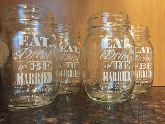 Custom Clear Wedding Labels Mason Jar Labels String Light