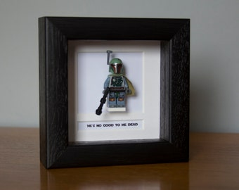 Made to Display 8x10 Photos Star Wars TIE Fighter Picture Frame with Mat