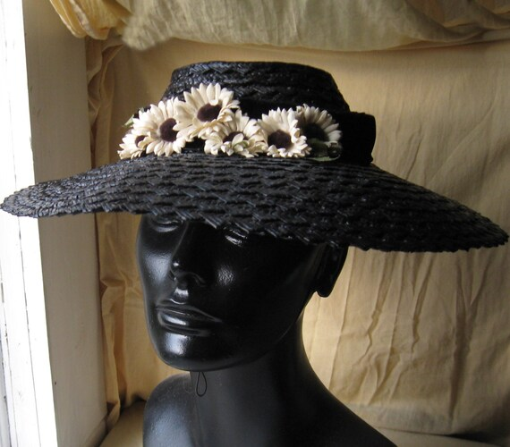 1940s Spring Hat
