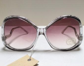Vintage 70s deadstock sunglasses hippie