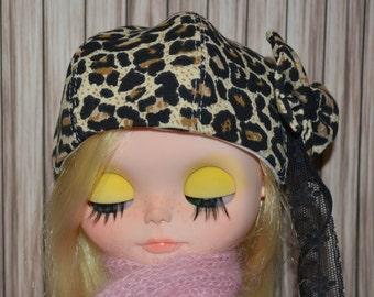 """Beret """"Leopard"""""""