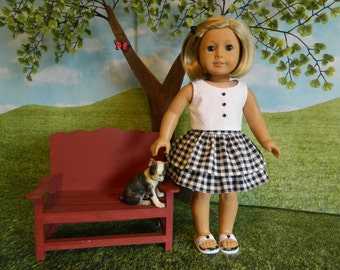 "American Girl doll clothes, 18"" doll clothes, American Girl doll clothes"