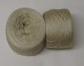 SAND 100% Silk 2640 yards recycled yarn