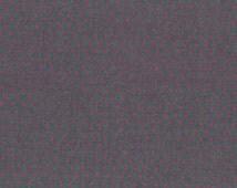 Pink Polka Dot Chambray Fabric - Gertie Chambray - chambray fabric by the yard, fashion fabric, tween fabric, denim style
