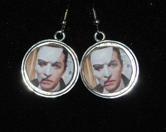 James Barbour Phantom of the Opera Earrings