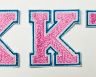 Scream Queens Kappa Kappa Tau Sorority Top Patches