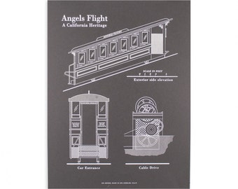 Angels Flight, Los Angeles California