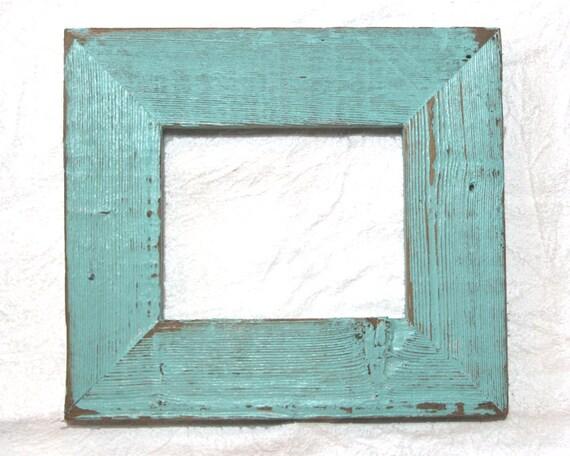 Beach House Frame Reclaimed Wood Frames Rustic Reclaimed