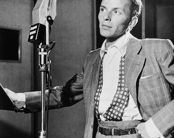 Frank Sinatra Photo Print