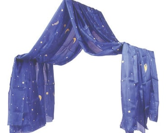 Night Sky Silk Scape Playsilk