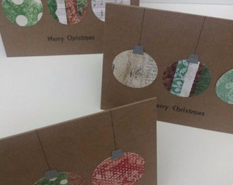 Christmas Cards / Set of 8