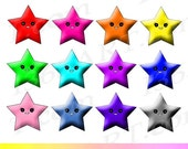50% OFF SALE Kawaii Star ...