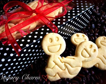 Kama sutra cookies - Perfect Valentines gift for him, for her, for husband, for wife!