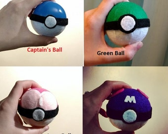 PokeBalls for Cosplay