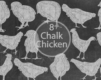 Chalk Chicken