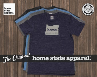 Oregon Home. shirt- Men's/Unisex