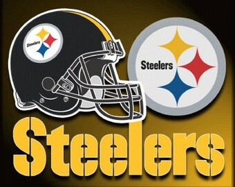 Pittsburgh Steelers Flexible Photo Fridge Magnet