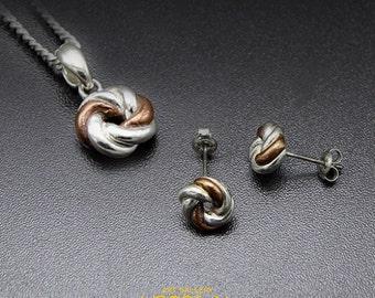 Silver+Copper= Twist collaboration