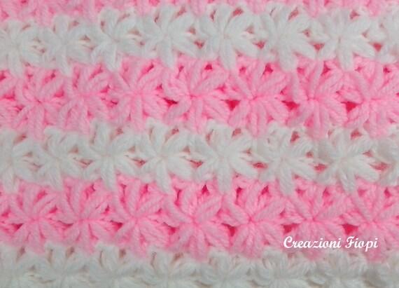 star stitch crochet instructions