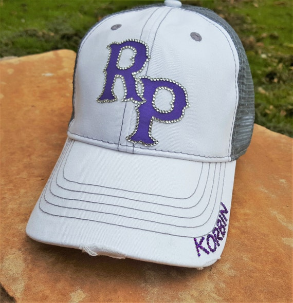 custom logo or team name hats baseball hats personalized
