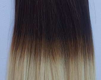 "18"" 100grs,100s,Stick (I) Tip 100% OMBRE Human Hair Extensions #T4/60"