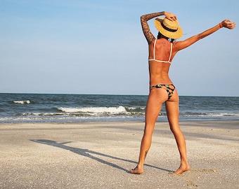 Brazilian Cut Bikini Bottom