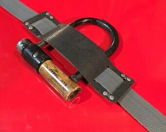 Mini U-lock holster - belt accessory