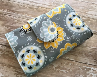 Crochet Hook Case Clutch Organizer - made to order