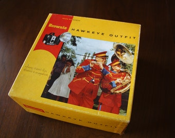 Kodak Brownie Hawkeye Outfit