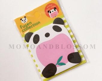 Panda Sticky Notes, Memo Pad