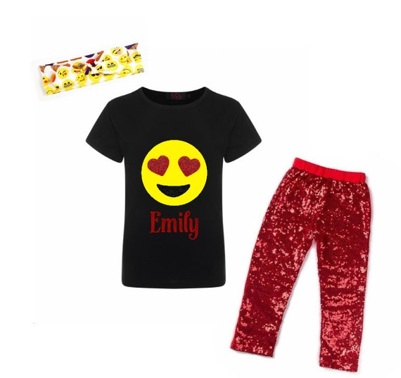 Emoji Birthday Outfit Emoji Birthday Girls Emoji Shirt