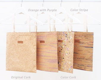 Cork Tote Bag / Eco Bag / Shopping Bag / Handbag