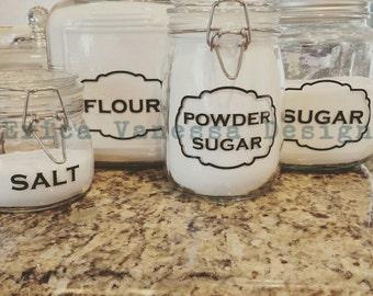 Pantry Jar Labels (4)