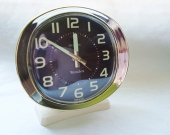 Vintage Wind-Up Alarm Big Ben Westclox