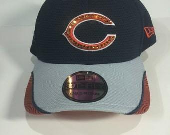 Chicago Bears Searvoski Baseball Hat
