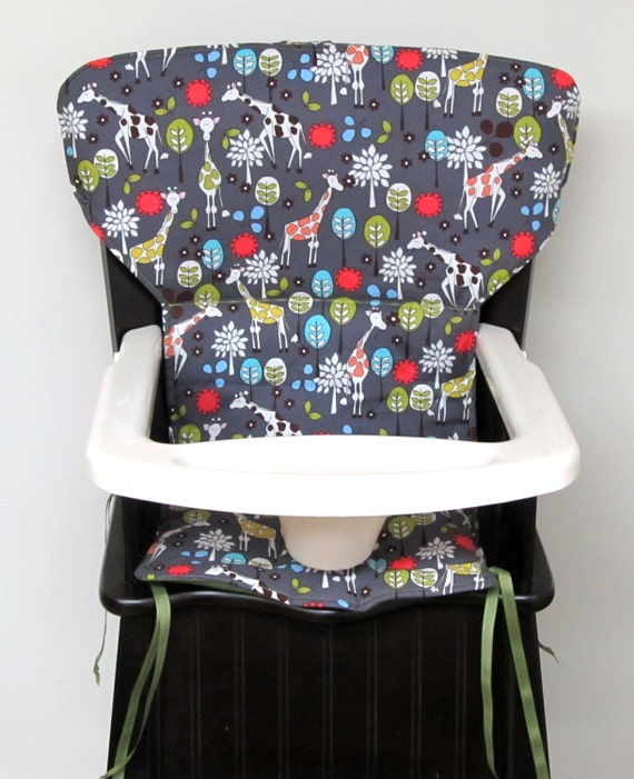 Eddie Bauer Newport Replacement High Chair Pad Safety 1st