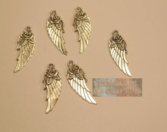 Charm Wings, Charms Wing, pendant, accessory, creation, craft material, jewellery making, accessoires, jewellery, accessories jewelry