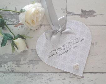 Lyrical Heart Gift