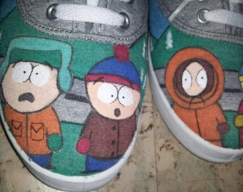 South Park Shoes
