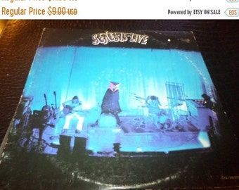 Save 30% Today Vintage 1974 Vinyl LP Record Genesis Live Very Good Condition 069