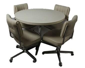 Retro Kitchen Table & Four Chairs