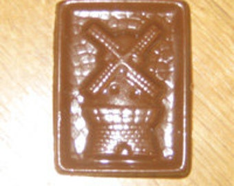 Windmill Bite Size Chocolate Mold