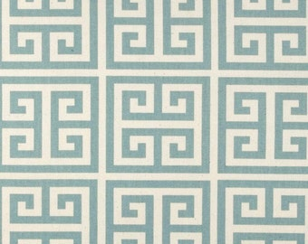 Greek Key Fabric Etsy