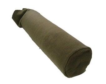 Fleece Bolster Cover - 6 Inch Full Round