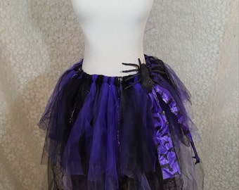 Fabulous Witch Tutu Set, CHILD Witch Costume, Witch Hat, Party Tutu, Halloween Costume, Birthday Party Tutu, Cake Smash, Photo Prop, Ballet
