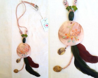 """Asian inspired Necklace """"Asi"""""""