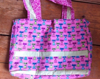 Cool Cats Diaper Bag