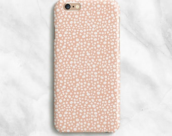 Pink iPhone 6s Case Cute iPhone 7 Case iPhone 6s Plus Case iPhone 5s Case iPhone SE Case iPhone 5c Case Galaxy S7 S6 S5 Case Edge 203