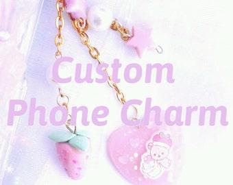 Custom Phone Charm